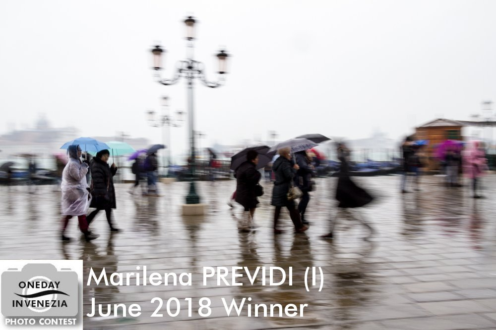 one day in venezia