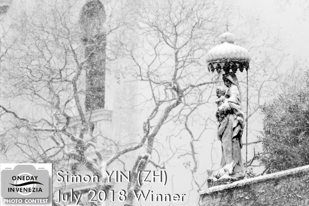 One Day In Venezia Photo Contest